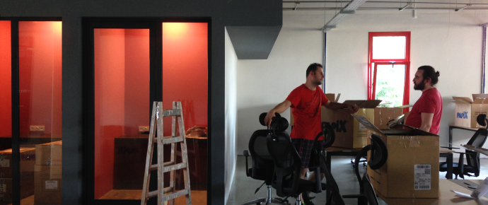 EMAKINA IS MOVING IN!